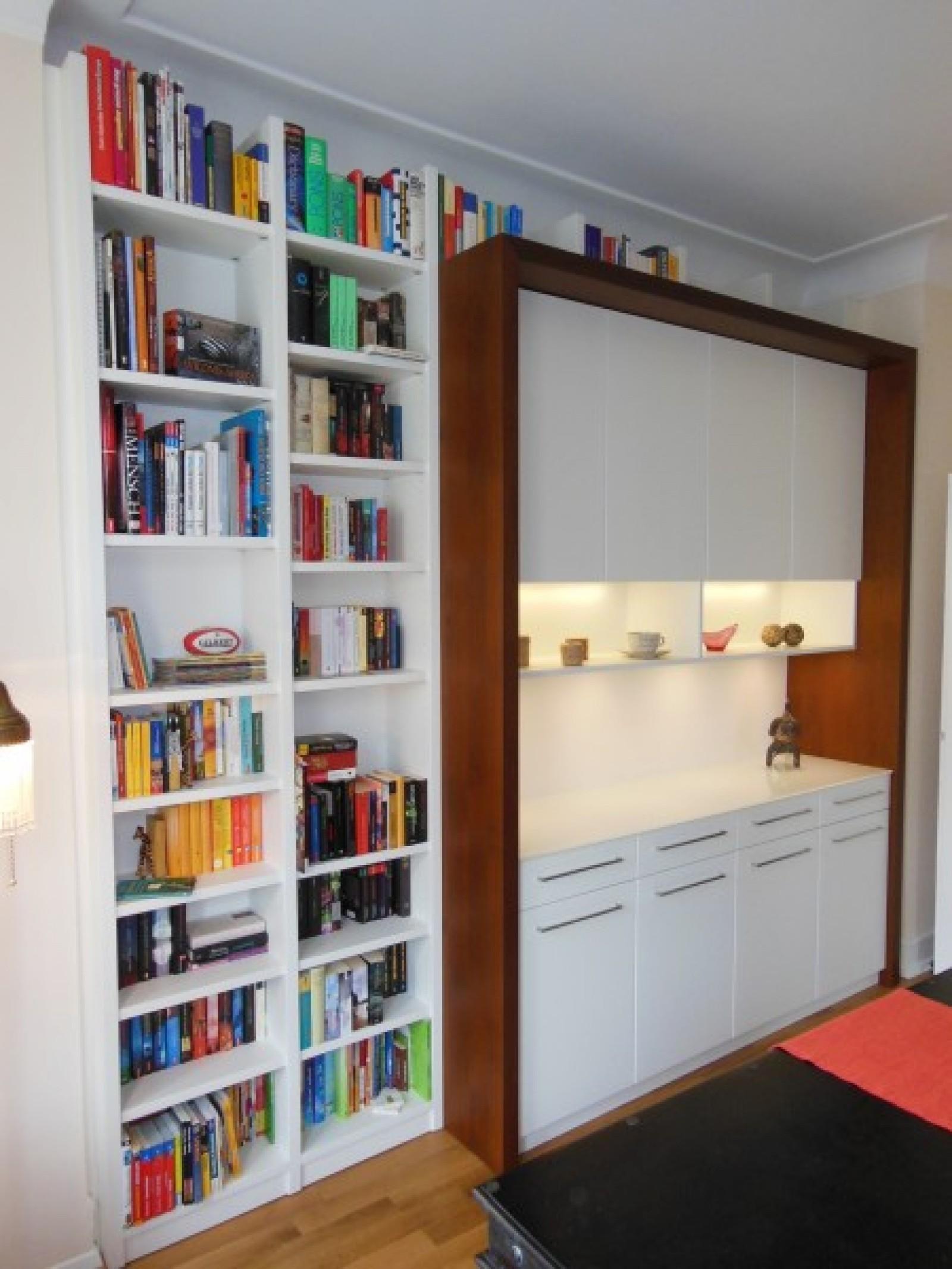 Frank Werk · Schreinerei & Innenausbau: Wohnzimmermöbel